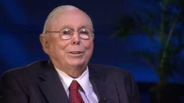 查理·芒格伟大的投资家