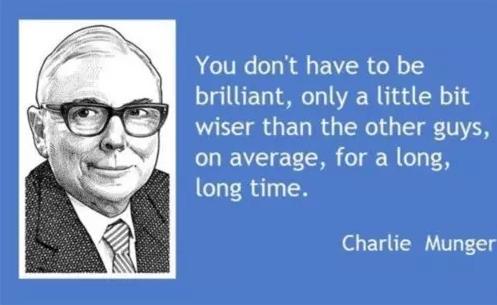 查理芒格的多元思维模型