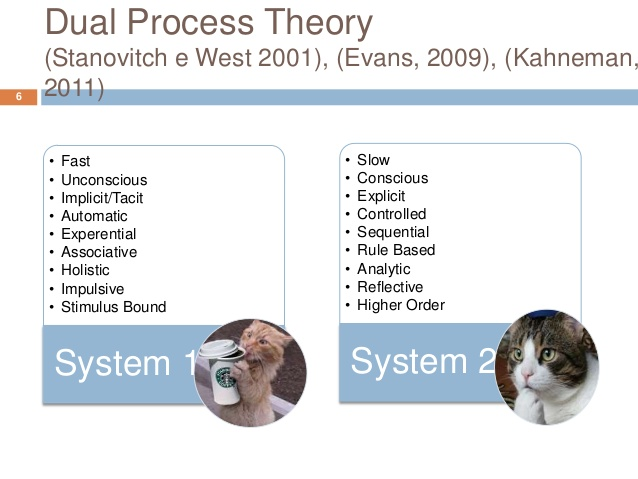 卡尼曼双系统理论