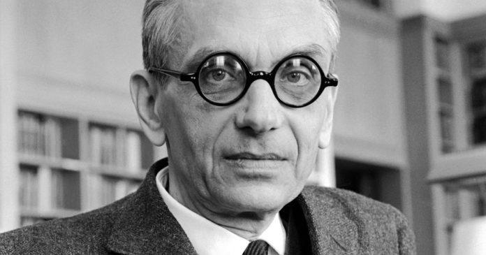 哥德尔Kurt-Gödel