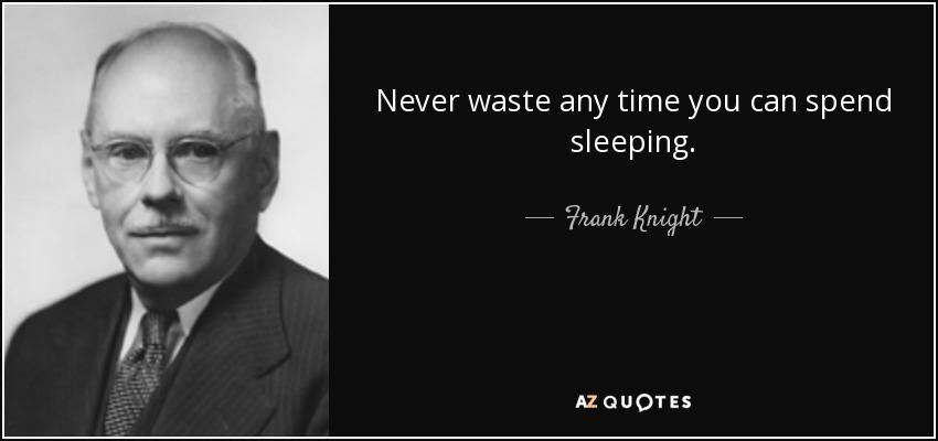 富兰克·奈特(Frank HynemanKnight)